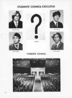 1970 Student Council
