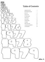 1979 Tables of Contents