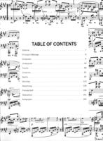 1985 Tables of Contents