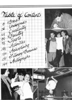 1986 Tables of Contents